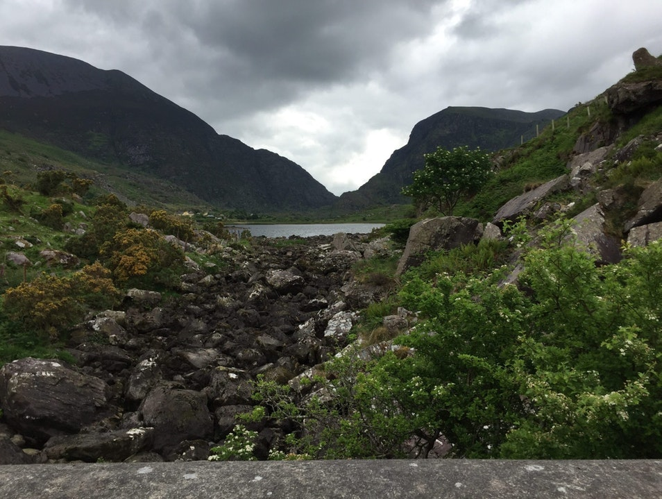 Bike the Gap of Dunloe Kerry  Ireland