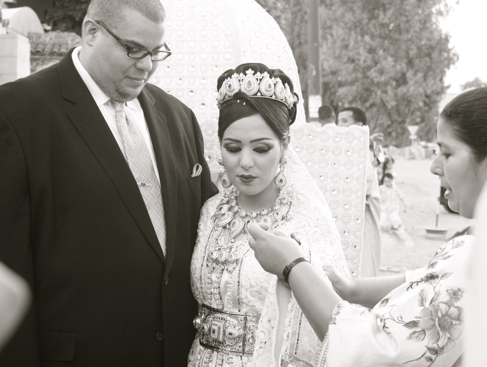 Tales From a Moroccan Wedding Fes  Morocco