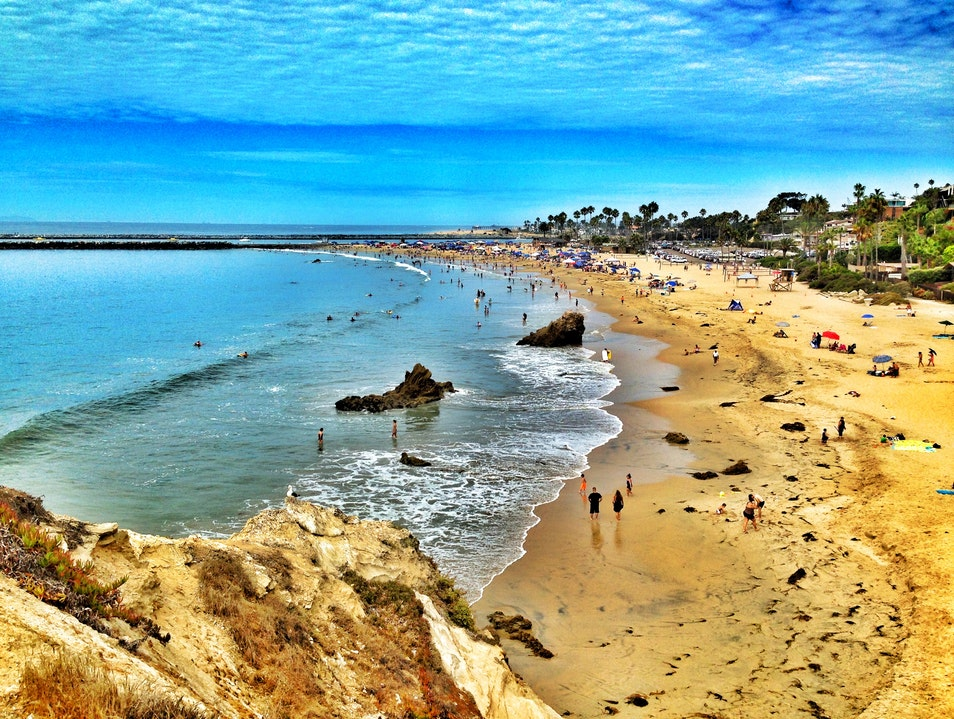 Beach Time!  Newport Beach California United States