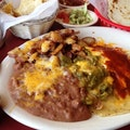 Monica's El Portal Restaurant Albuquerque New Mexico United States