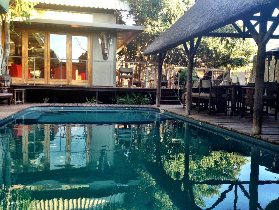 Enjoy Some R&R at the Fig Tree Guest House Windhoek  Namibia