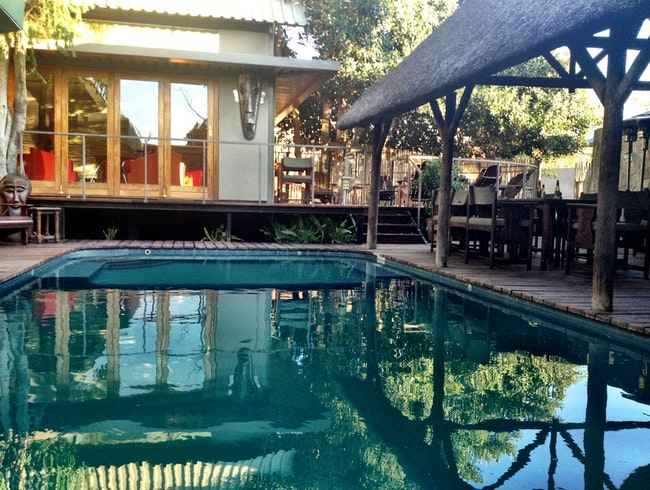 Enjoy Some R&R at the Fig Tree Guest House