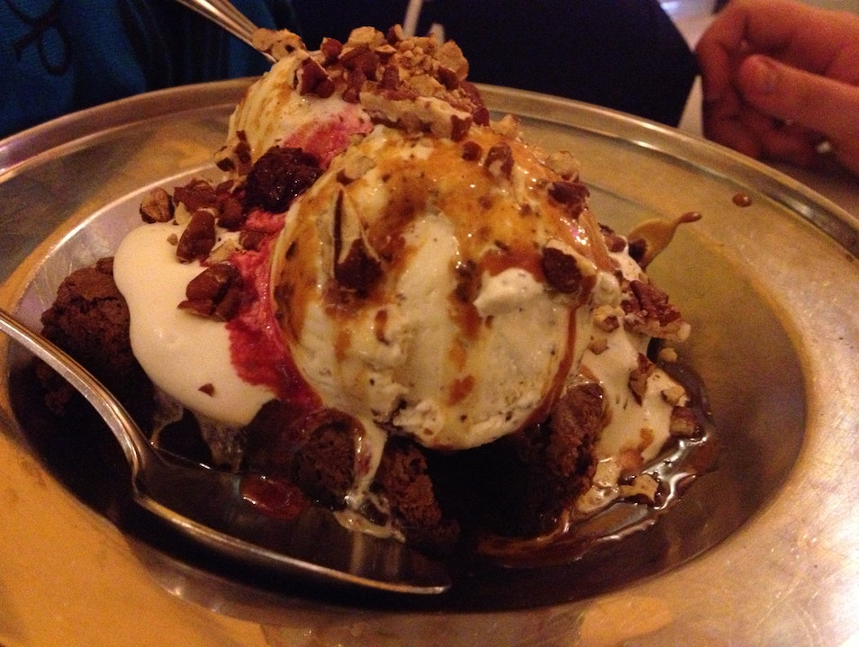 Sweet, Loaded Sundae San Francisco California United States