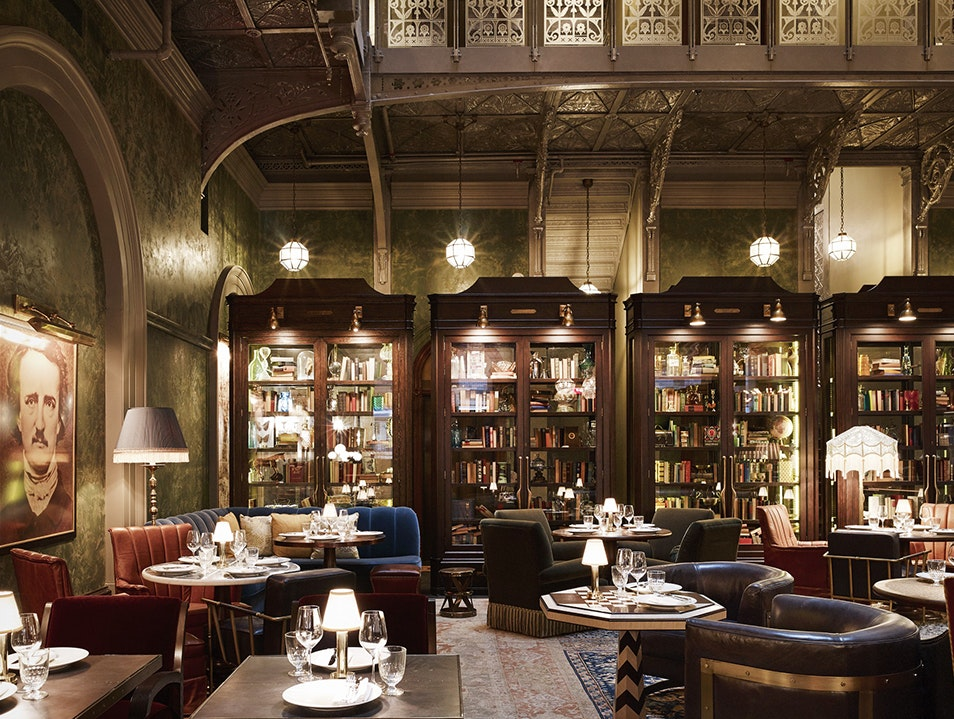 The Beekman Hotel New York New York United States