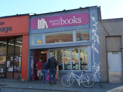 Mercer Street Books Seattle Washington United States
