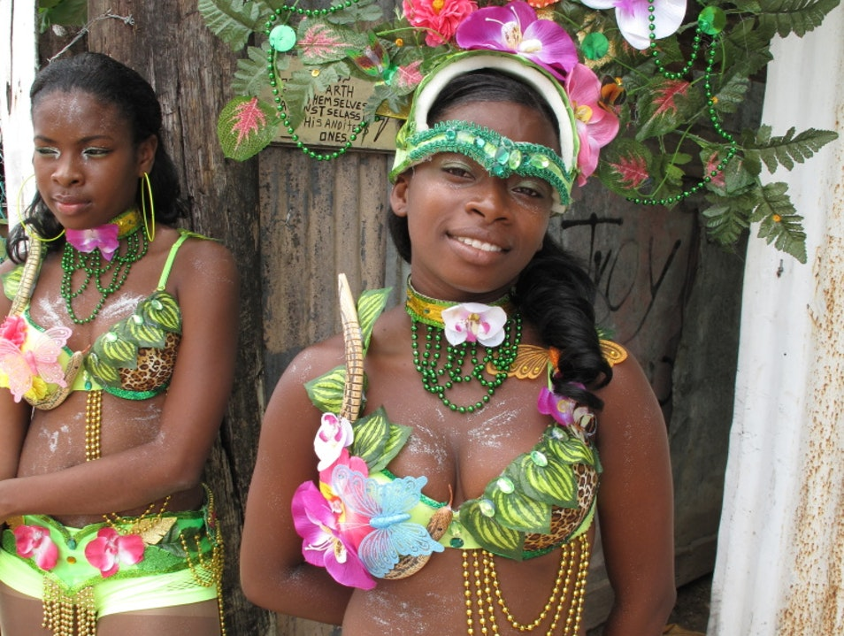 Party Like a Local: Belize City Carnival