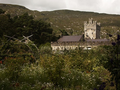 Glenveagh Castle Donegal  Ireland