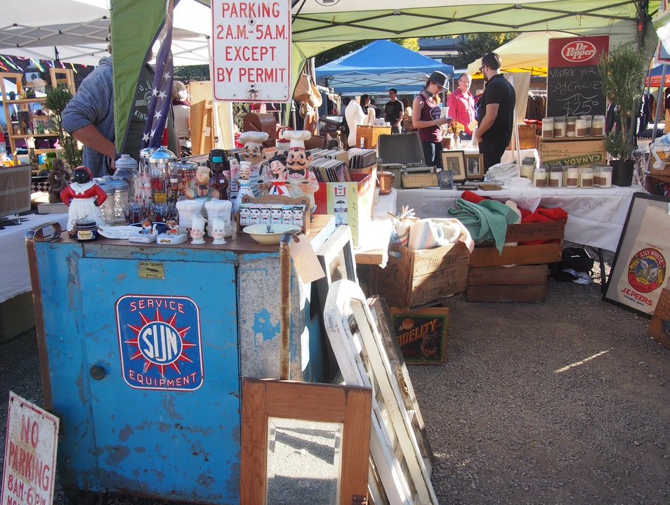 Toronto's Ultimate Flea Market