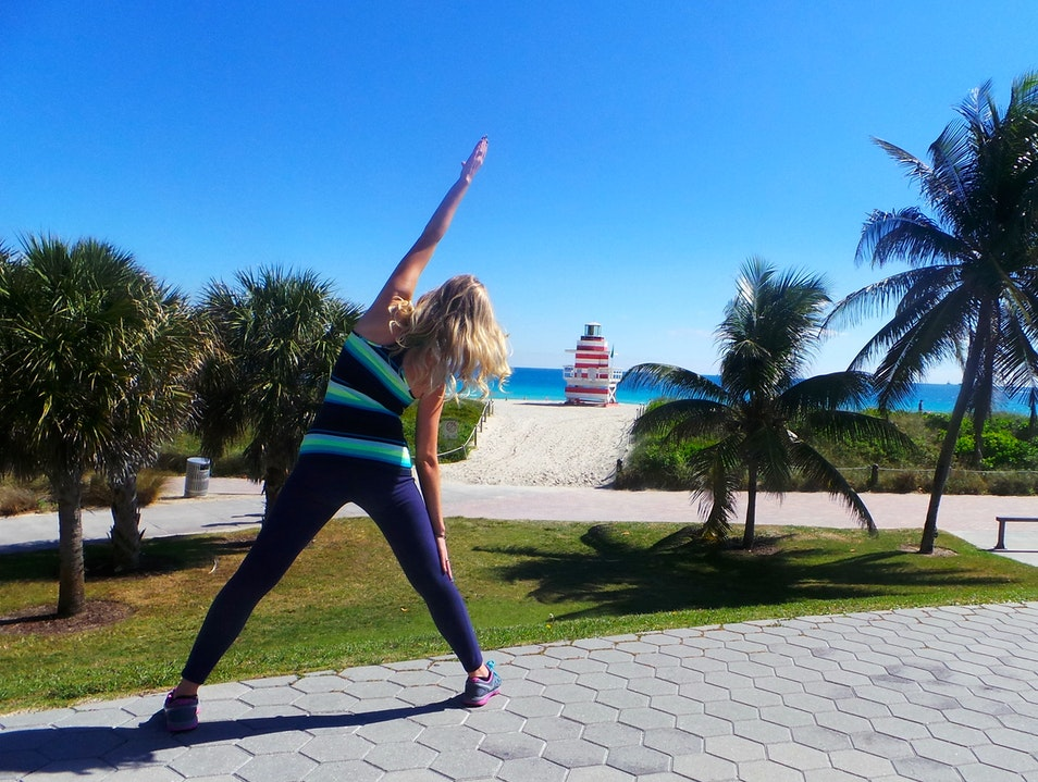 Where to Find Serenity on South Beach