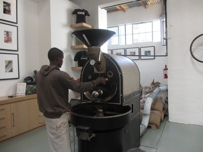 Bean There Coffee Roastery Johannesburg  South Africa