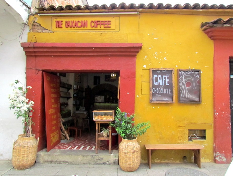 Great Organic Coffee Oaxaca  Mexico
