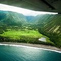 Waipio Valley Honokaa Hawaii United States