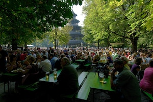 The Best Beer Gardens in Munich