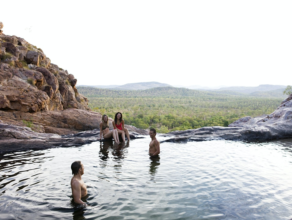 Exploring the Rivers and Pools of Kakadu Kakadu  Australia