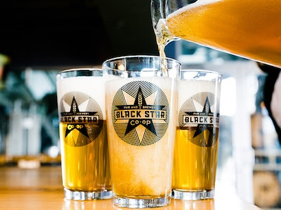 Black Star Co-op Pub & Brewery Austin Texas United States