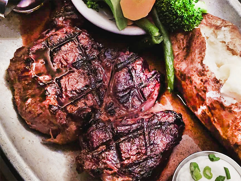 The Best Steak in L.A. Won't Cost You L.A. Prices Los Angeles California United States