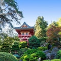Japanese Tea Garden Santa Cruz California United States