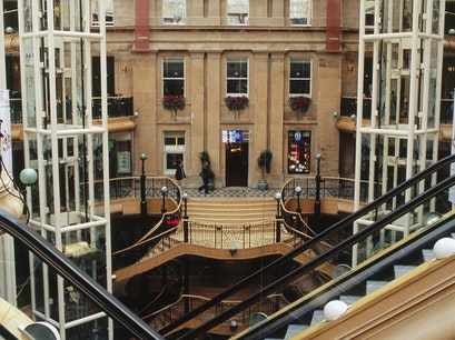 Princes Square  Glasgow  United Kingdom