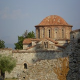 Mystras Archaeological Site