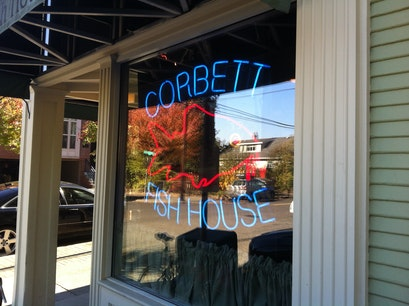 Corbett Fish House Portland Oregon United States