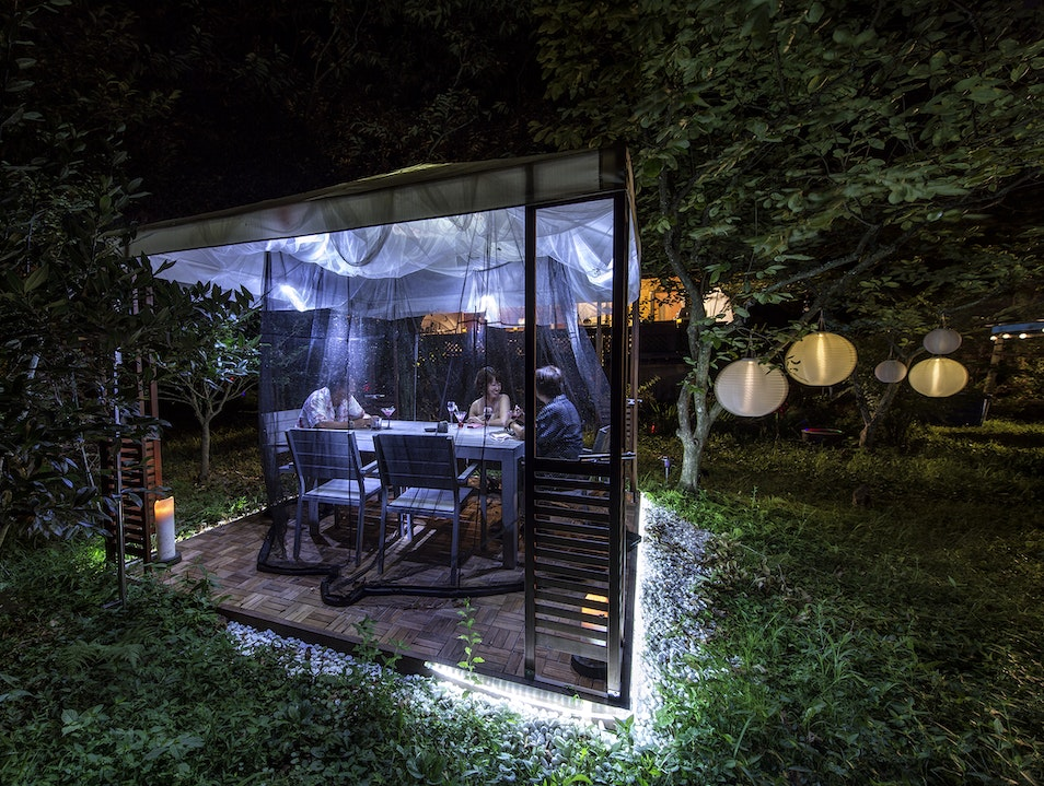 A Culinary Enclave in a Wild Japanese Forest Isumi  Japan