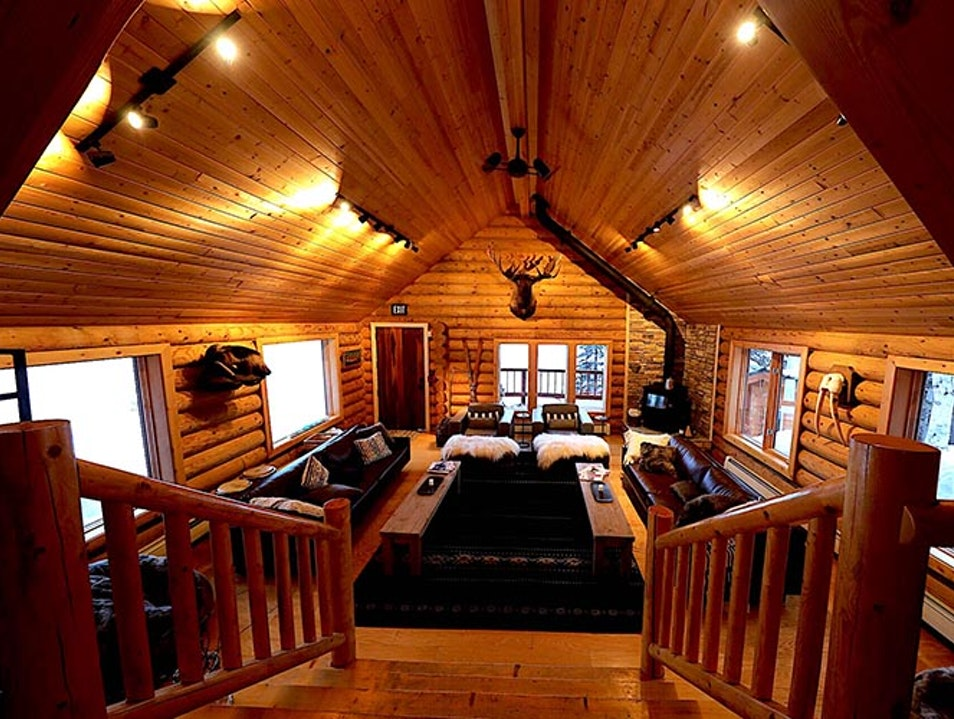 Tordrillo Mountain Lodge Anchorage Alaska United States