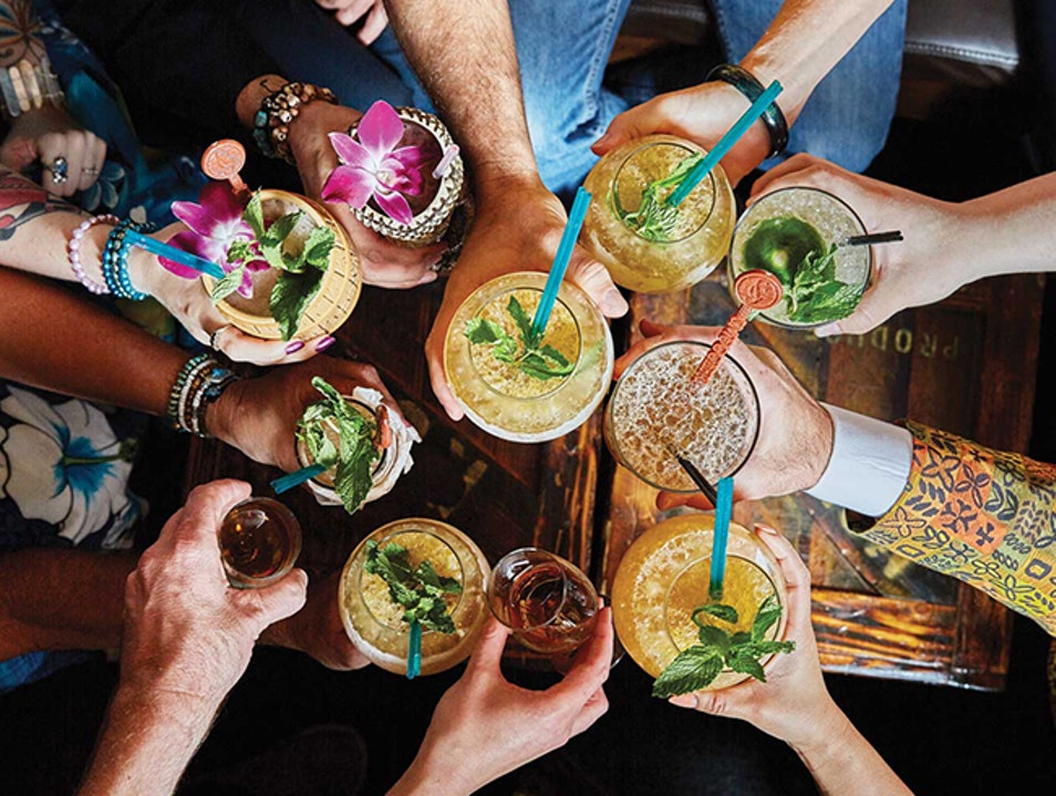 Follow the Rum to Smuggler's Cove in Hayes Valley