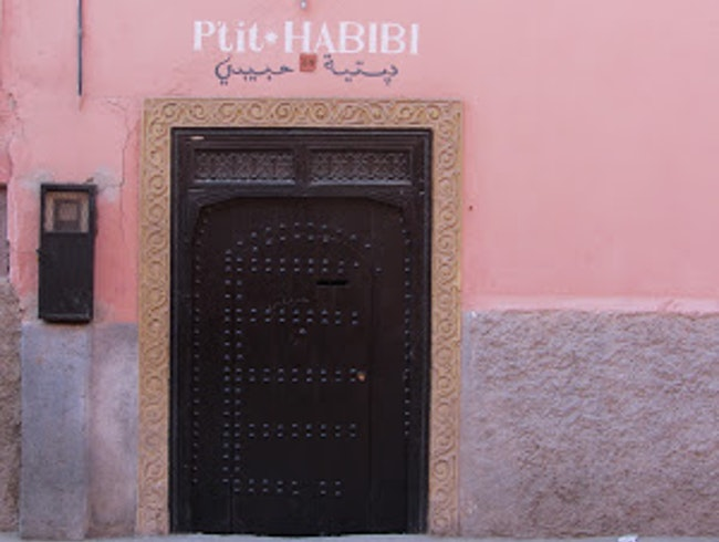 P'tit Habibi: Chic Little Riad in Marrakech Medina