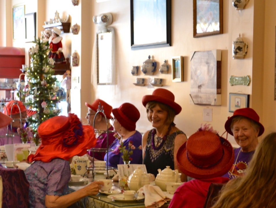 A Tearoom for the Tea Lover Waltham Massachusetts United States