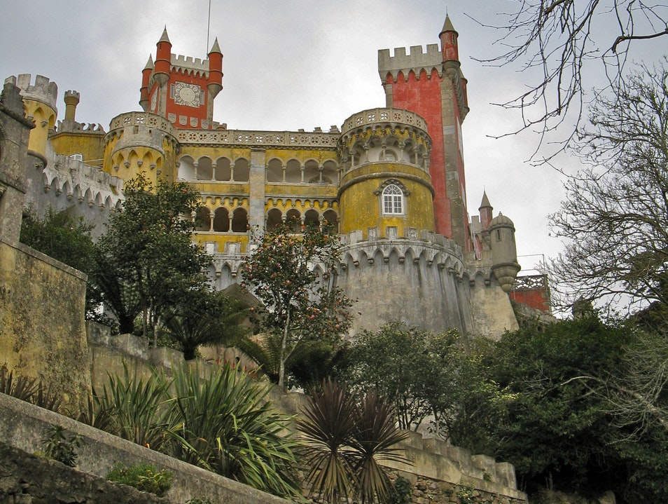 Must-Do Day Trip from Lisbon Sintra  Portugal