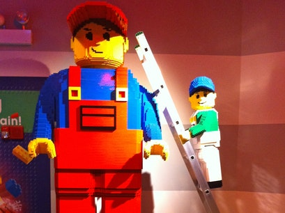LEGOLAND Discovery Center, Chicago Schaumburg Illinois United States