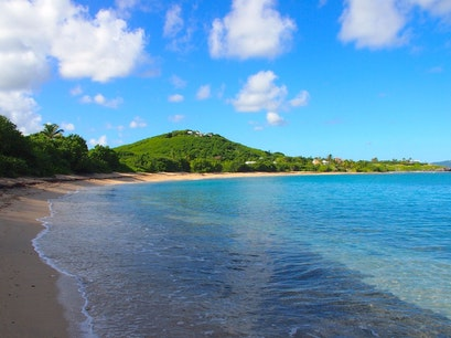 Shoys Beach Christiansted  United States Virgin Islands