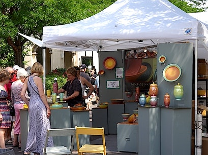 Cherry Creek Arts Festival Denver Colorado United States