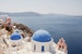 The Amazing Light of Santorini Oia  Greece