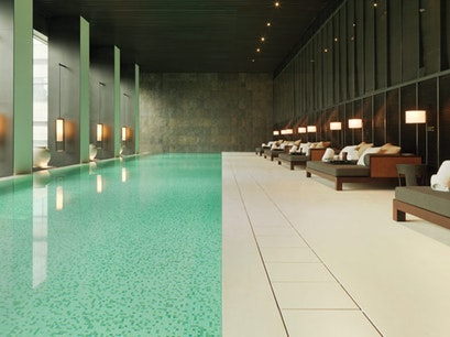 The PuLi Hotel and Spa Shanghai  China