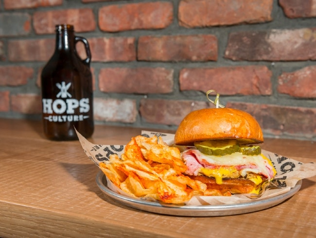 HOPS Culture - A craft-beer focused restaurant