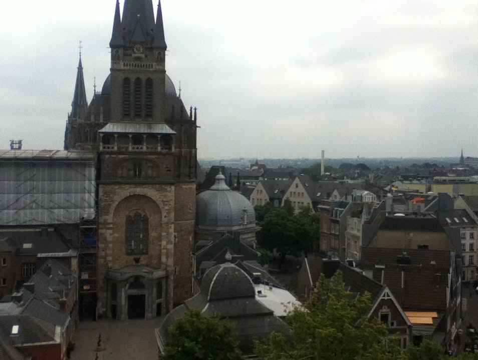 A is for Aachen Aachen  Germany