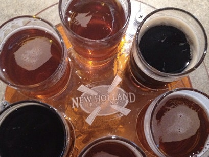 New Holland Brewing Holland Michigan United States