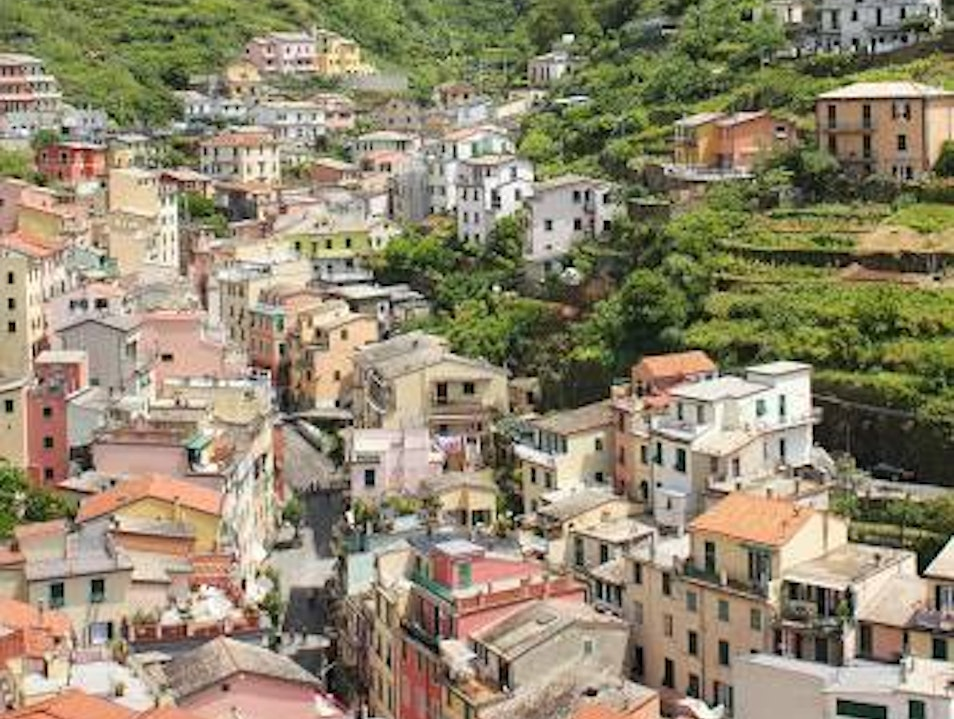 The Beautiful Cinque Terre! Monterosso Al Mare  Italy