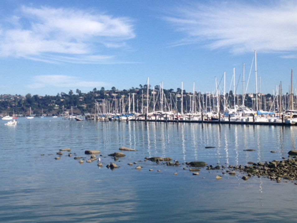 Great waterfront brunch Sausalito California United States