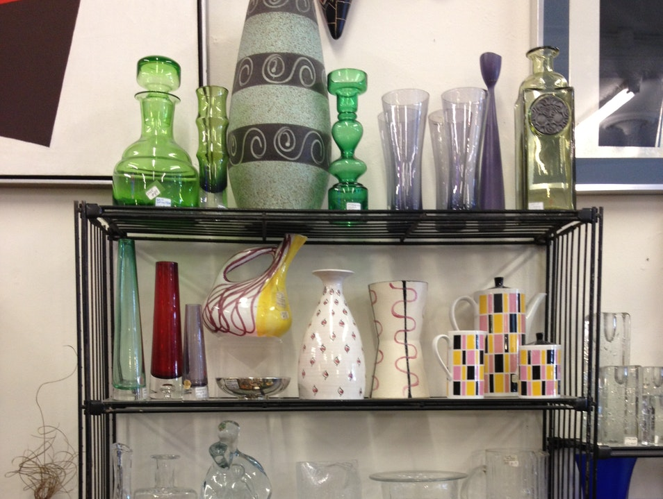 Funky and Fresh Antiques Shop