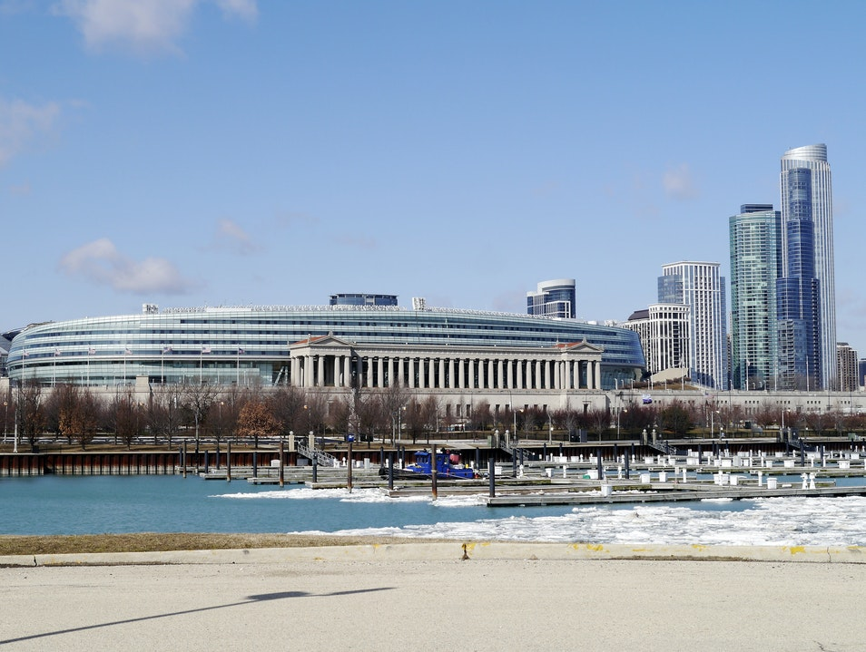 Soldier Field Chicago Illinois United States