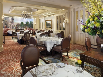 The Grill Room at Windsor Court Hotel New Orleans Louisiana United States