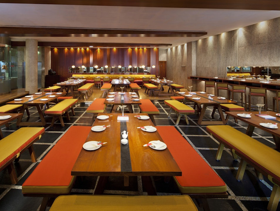 Tuck into Authentic Asian Noodles at Communal Tables Dubai  United Arab Emirates