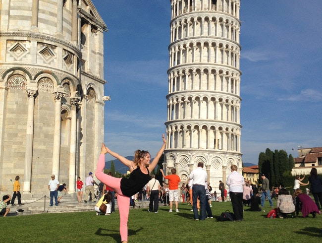 Visit Italy's Famous Leaning Tower of Pisa