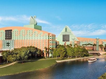 Walt Disney World Swan & Dolphin Resorts  Florida United States