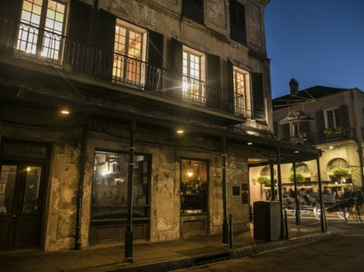 Grab a Drink at​ Napoleon House New Orleans Louisiana United States