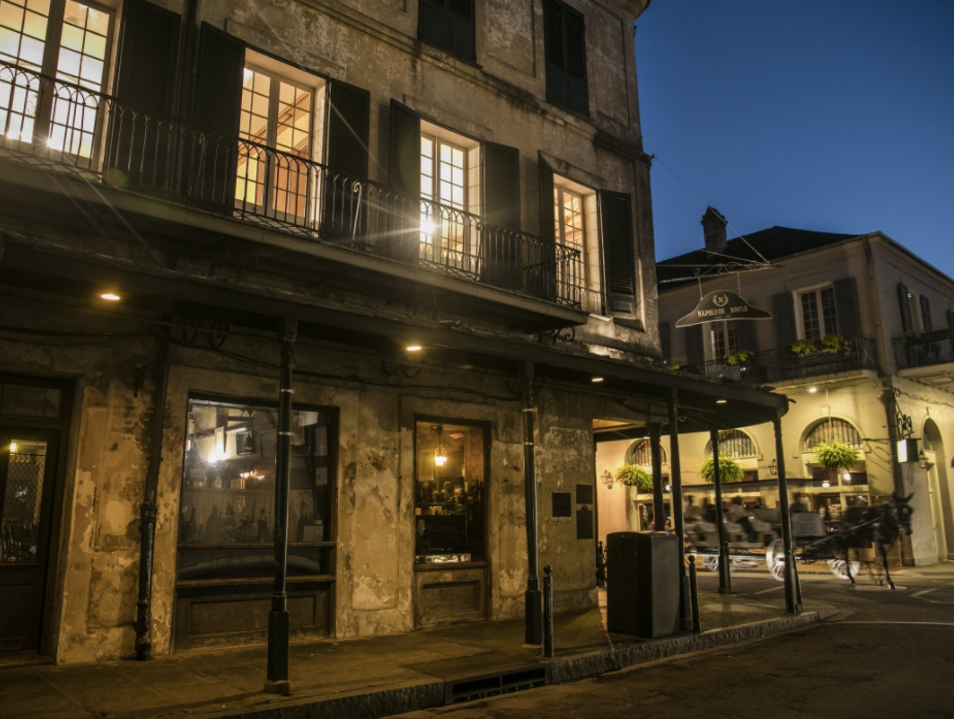 Grab a Drink at​ Napoleon House