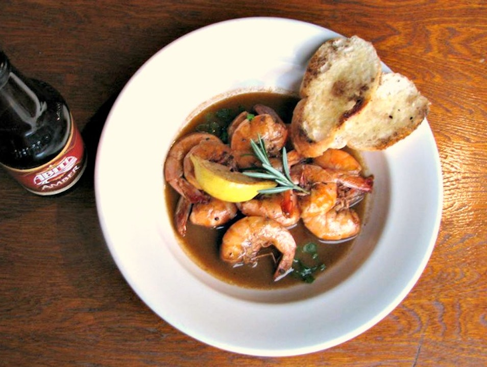 Down-Home Cajun Food and Music In One Spot
