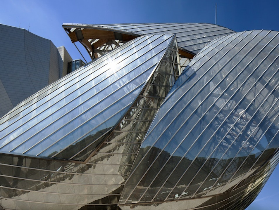 Fondation Louis Vuitton Paris  France